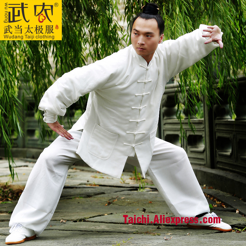 Wu Nong Wudang Tai chi clothing with warm winter cotton cotton exercise Wushu Taijiquan clothing for men and women подвесная люстра 890040 lightstar