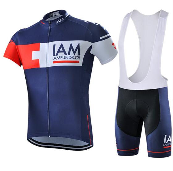 New! IAM cycling jersey 2017 ropa ciclismo hombre team cycling clothing quick-dry short sleeve bike mtb maillot ciclismo ropa ciclismo mtb ciclismo mtb 2 colors ropa ciclismo 8859