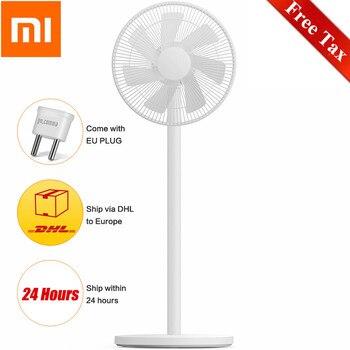 Xiaomi Mijia 1X вентилятор Smartmi 2S воздушный вентилятор DC вентилятор преобразования частоты естественный ветер управление приложением 2800 мАч Напо... >> iTec H0ME Appliances Store