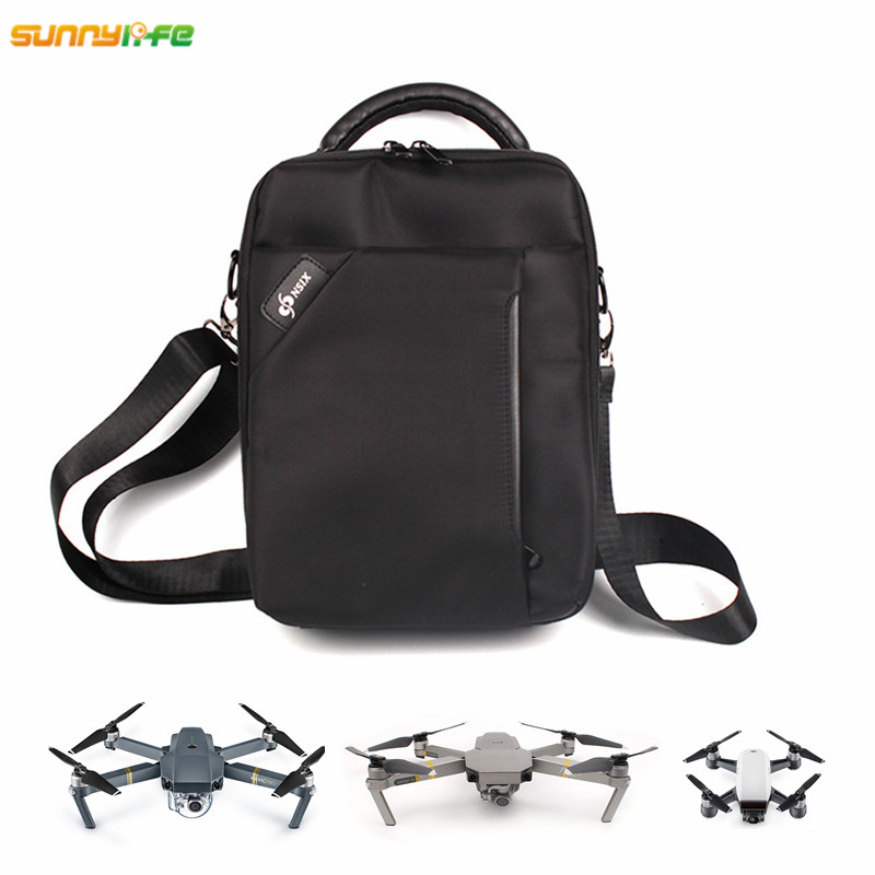 Sunnylife DJI Spark Bag DJI MAVIC PRO Platinum Alpine Handbag Shoulder Box with EPP Inner for Drone Remote Control Battery квадрокоптер dji spark combo alpine white