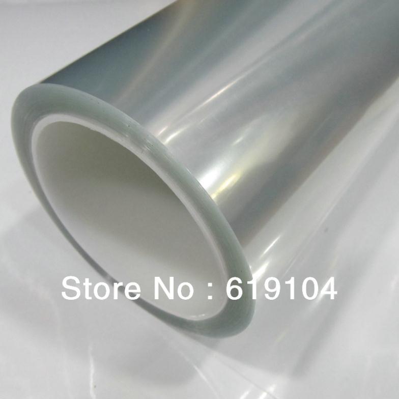 Factory Price 1.52x15M Car Full Body Vinyl Sticker Glossy PVC Protective Film Guaranteed 100% Transparent Car Headlight Vinyl цены