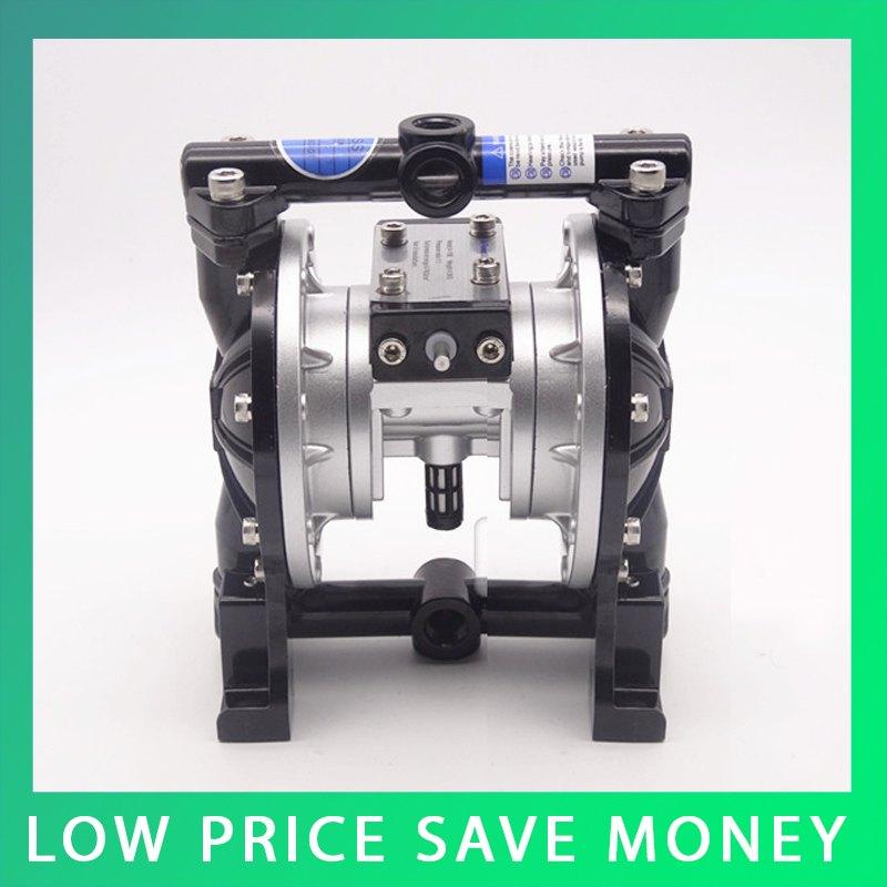 A-15/A-20 Small Pneumatic Diaphragm Pump 150NL/Min Paint PumpA-15/A-20 Small Pneumatic Diaphragm Pump 150NL/Min Paint Pump