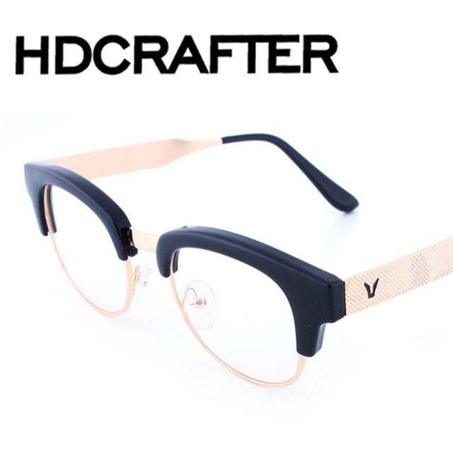 5207abed67 2017 gafas cat eye mujeres montura de gafas de moda femenina gafas de sol  de las