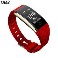 Ubit S2 Heart Rate Monitor Sport Smart Band Wrist Bracelet Wristband IP67 Waterproof Bluetooth Smartband For