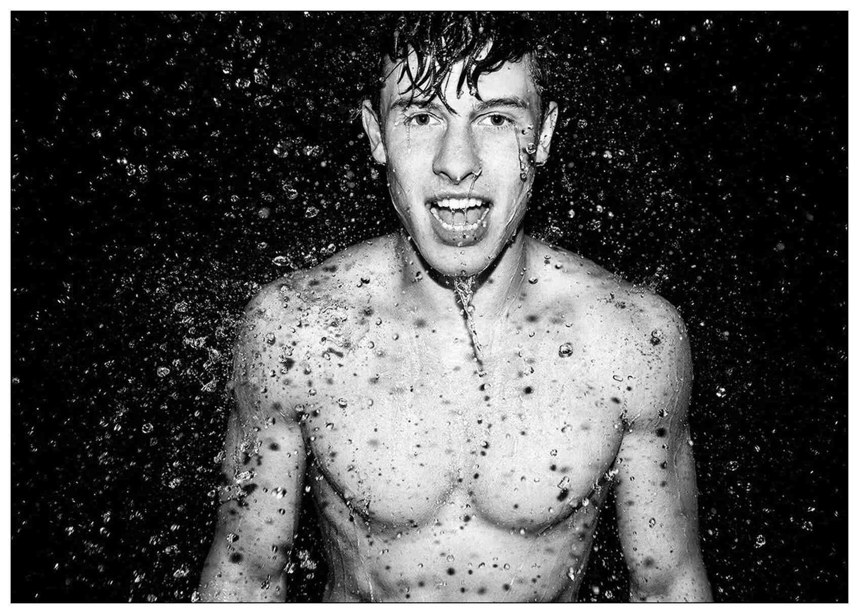 Singer Shawn Mendes Posters And Prints Posters Coated Paper Painting Home Dining Room Decor Clear Image Wallpaper