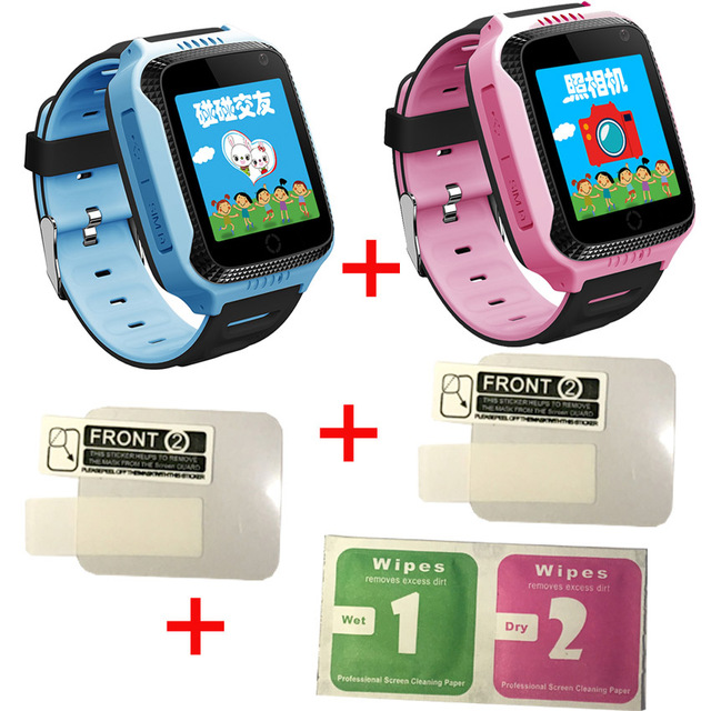 Blue-Pink Phone watch 5c64fdc078762