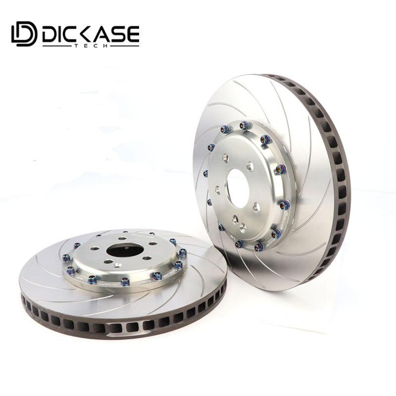 Pièce de système de frein automatique disque de frein 355*32mm pour CP9660 grand kit de frein pour voiture BMW E46