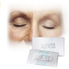10 Pcs Instantly Ageless Eye Cream