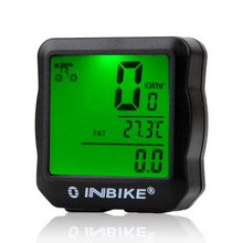 Wired Bicycle Odometer Waterproof Backlight LCD Digital Cycling Bike Computer Speedometer Suit for Most Bikes wired bike computer waterproof backlight bicycle computer digital speedometer cycle velo computer odometer 2a24
