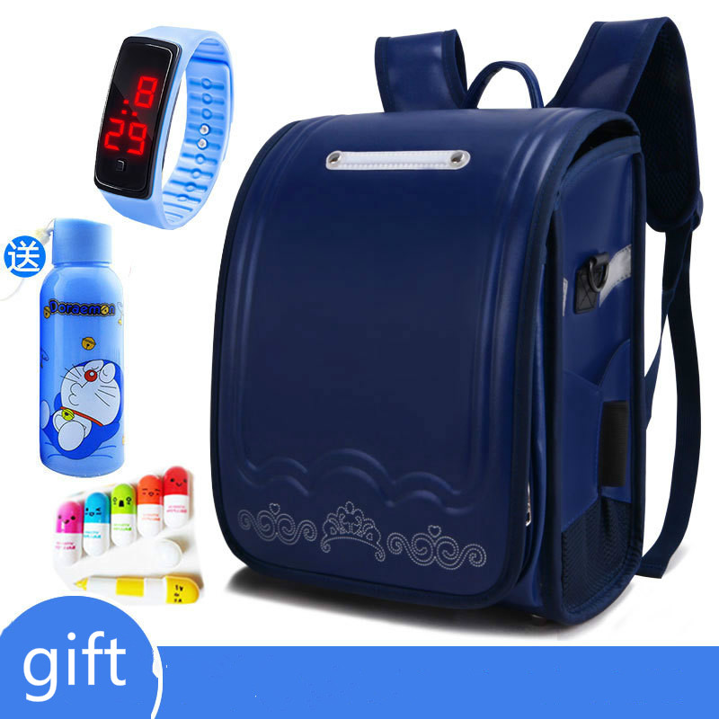 2019 Children Waterproof Backpack Primary School Backpacks Kids School Bags For Girls Kids Satchel Schoolbags Mochila Infantil