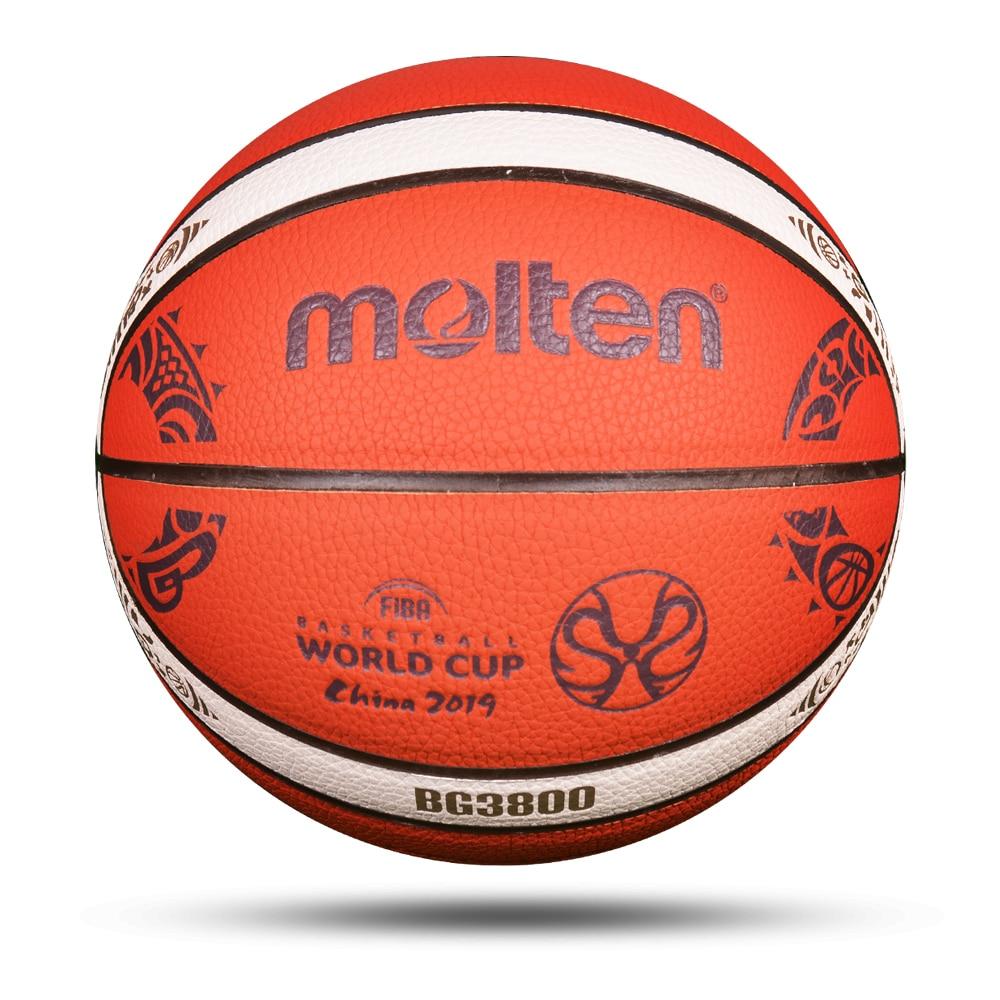 Molten Gr Basketball Fiba Approved Training /& Practice Match Ball Orange//Beige