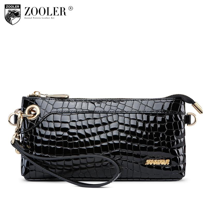 2018 new ZOOLER Woman mini BAG cross body Genuine leather handbag purses luxury clutch coin purse women shoulder bag B185