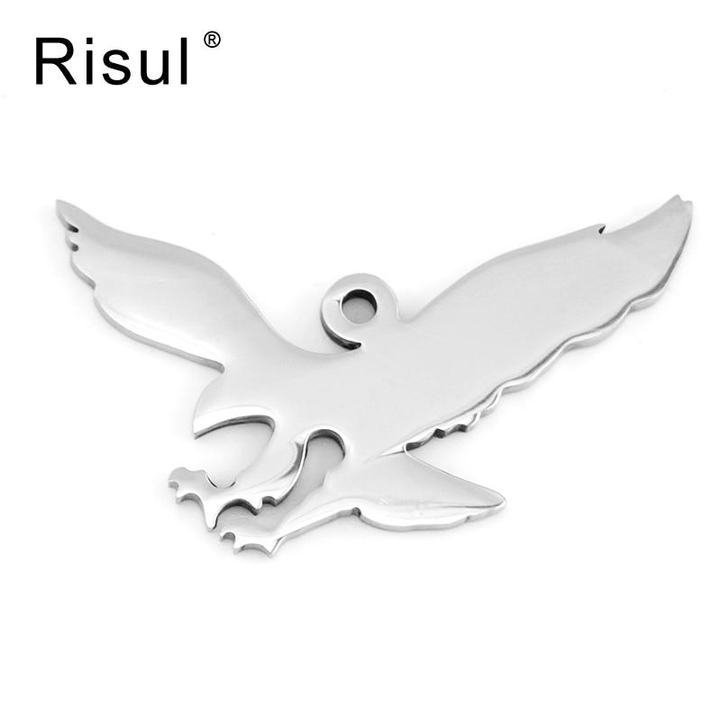 ∞50 unids águila calva encantos glede halcón encantos alta polaco ...
