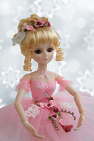 Cosette BJD Ballet Dolls Multi Color Movable Joints Home Decoration Game Toy Hot Sale with Gift Package