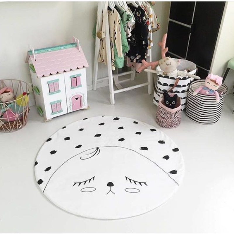 Hot sale children kids play mat baby game mat kids room for Mats for kids room