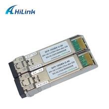 Моноядерный 10GBASE-BX WDM 10 г 1270 нм/1330 нм 40 км DOM BiDi SFP + LC