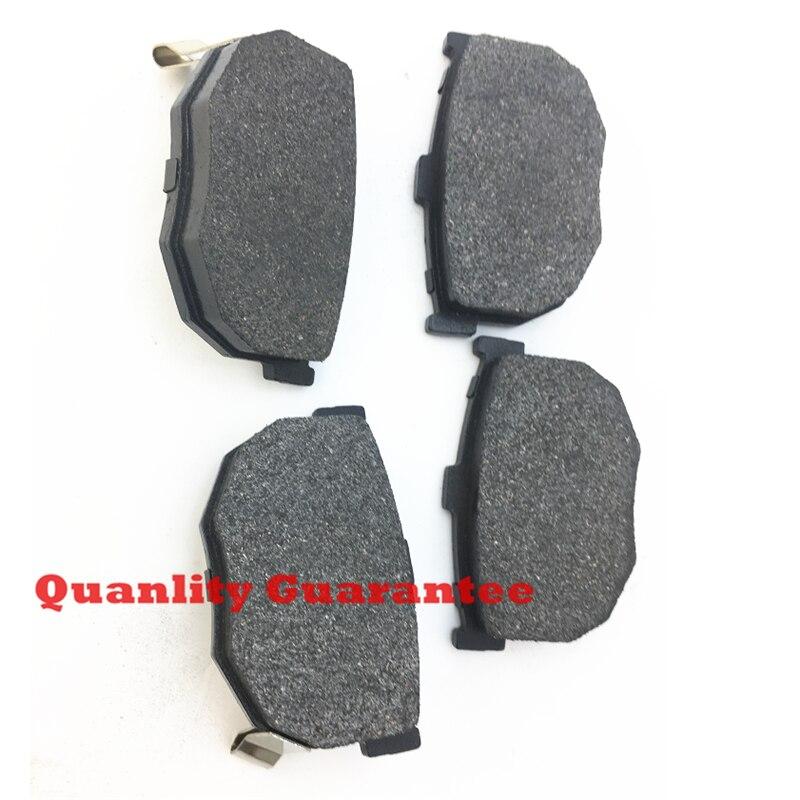 Livraison gratuite JAC J5 chaussures de frein arrière plaquettes OEM S3500L21167-50024 - 2
