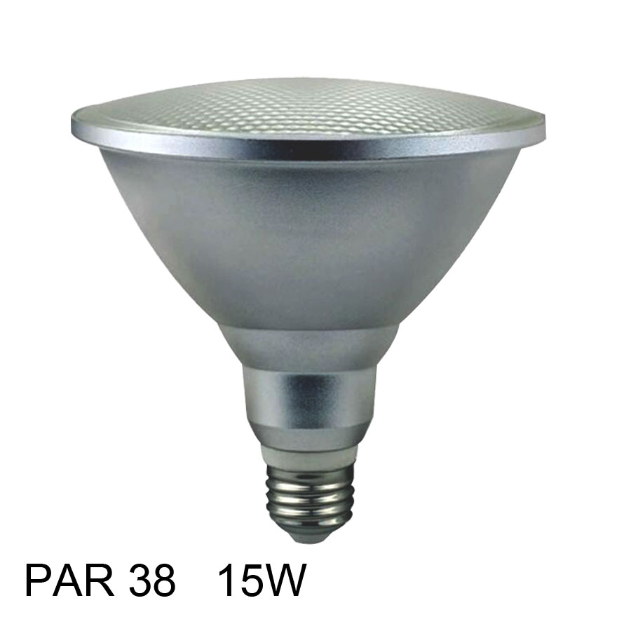 15W LED Par38 LED Spot E27 Outdoor waterproof Par 38 Lamp LED spotlight lamp Umbrella bulb lights 110V 220v 240v 60 degree 4000K