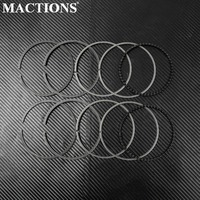 Motorcycle Piston Rings Set 3.489 Inch Standard Size Clutch Gasket O Ring Engine Parts For Harley Sportster XL 883 1200
