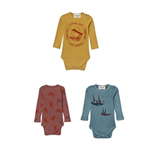 Baby Body Alma S B Captain Ahab Crab Your Hands 3 colors for baby kids clothing