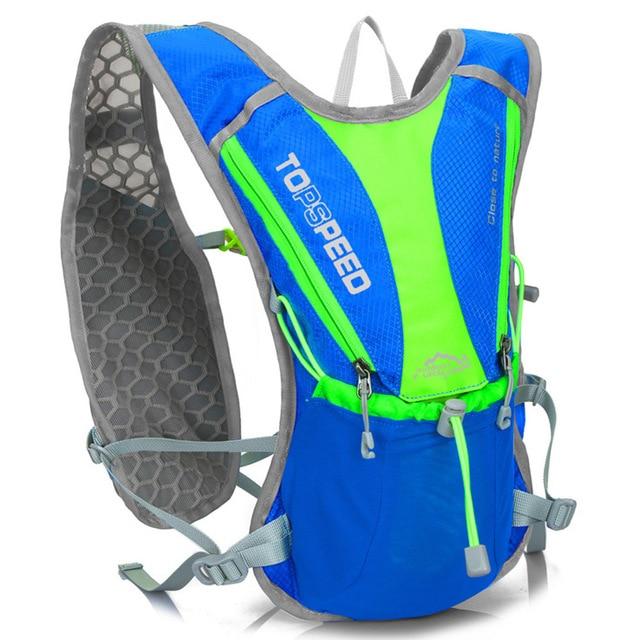 Ultralight Cycling Running Hiking Backpack Water Supply MTB zaino 5L bike  bag Outdoor Riding Equipment Sport Bicycle Cycling Bag bf5097cf1