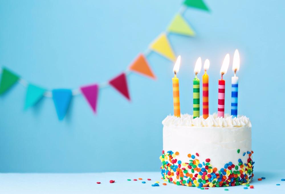 Surprising Vinylbds Photo Background Newborn Birthday Backdrops Cake Funny Birthday Cards Online Elaedamsfinfo