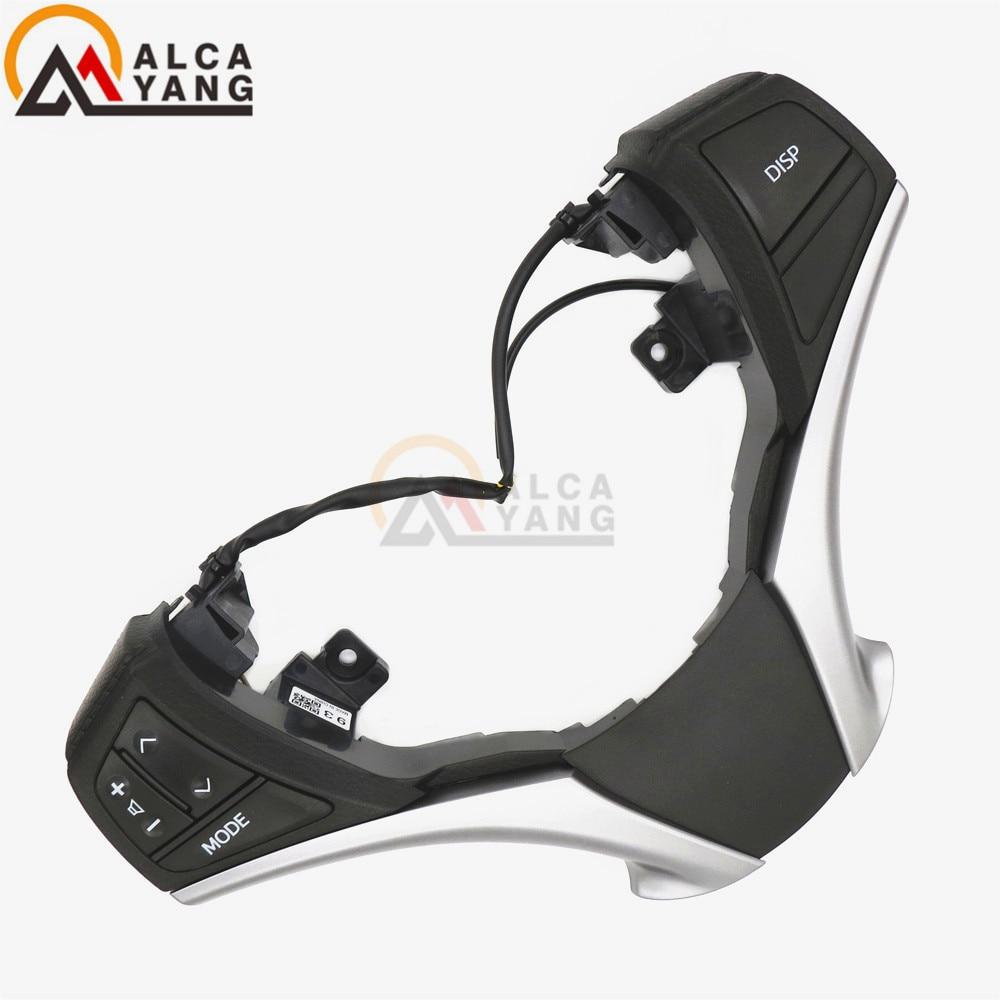 цена на Malcayang Bluetooth Audio Steering Wheel Switch 84250-0D120-E0 For Toyota Corolla RAV4 84250-0D120