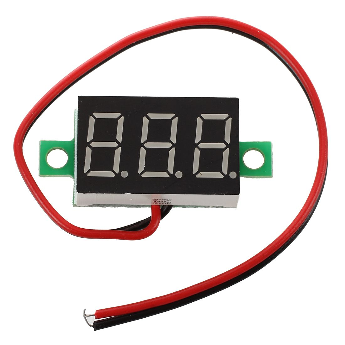 Digital Voltmeter Voltage Dc 0 32v Led Panel For Moto Metrer Schematic Diagram Of Dashboard In Volt Meters From Automobiles Motorcycles On Alibaba Group