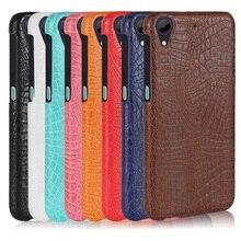 "For HTC Desire 626 628 630 Case Crocodile PU+PC Skin Back Cover Hard Phone Case for HTC Desire 626 628 626w 626D 626G 626S 5.0"""