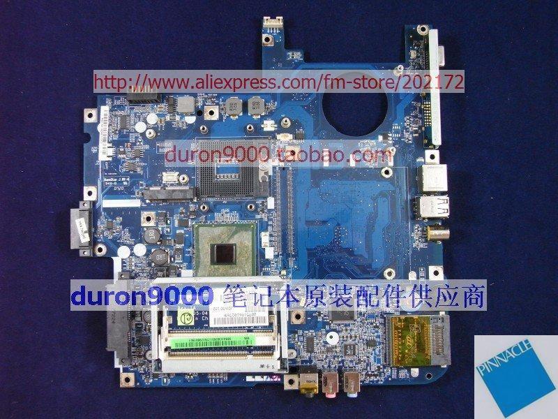 MBAH302001 Motherboard FOR ACER Aspire 5310 5710 5710Z MB.AH302.001 JDW50 L02 tested good mbak302005 motherboard for acer aspire 5520 5520g mb ak302 005 icw50 l15 la 3581p tested good