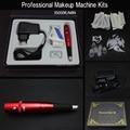 Mackeup 35000R vermelho Lábios Sobrancelha Pen Máquina Maquiagem Permanente Kits