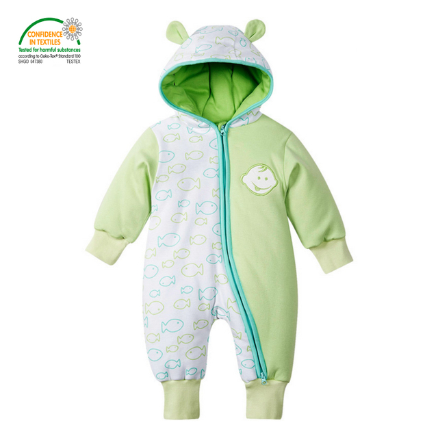 624084773 Colorful Baby Footies 0 12 Months Jumpsuit + Hat +Shoes Oeko tex 100 ...