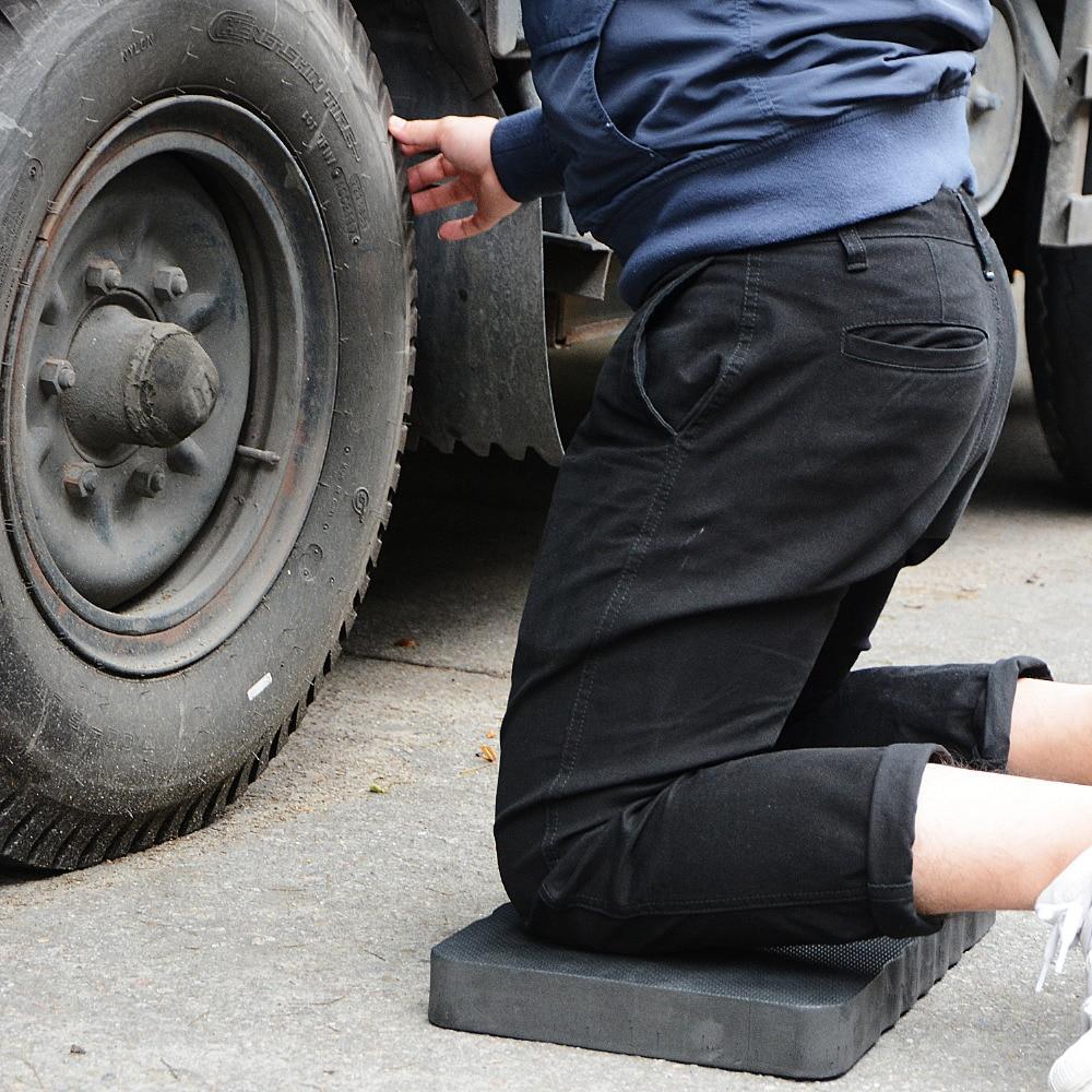 Thick Kneeling Pad Garage Home Garden Kneeler Mat Pad Cushion Knee Protection