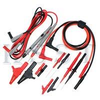 DMM07E Multimeter Probe Kit Test Lead Automotive Insulation Piercing Test Probe Kit Electronic Specialties Test Lead