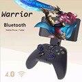 Remoto inalámbrico bluetooth gamepad joystick game controller bluetooth para xiaomi iphone ios android gamepad para ipad pc juego