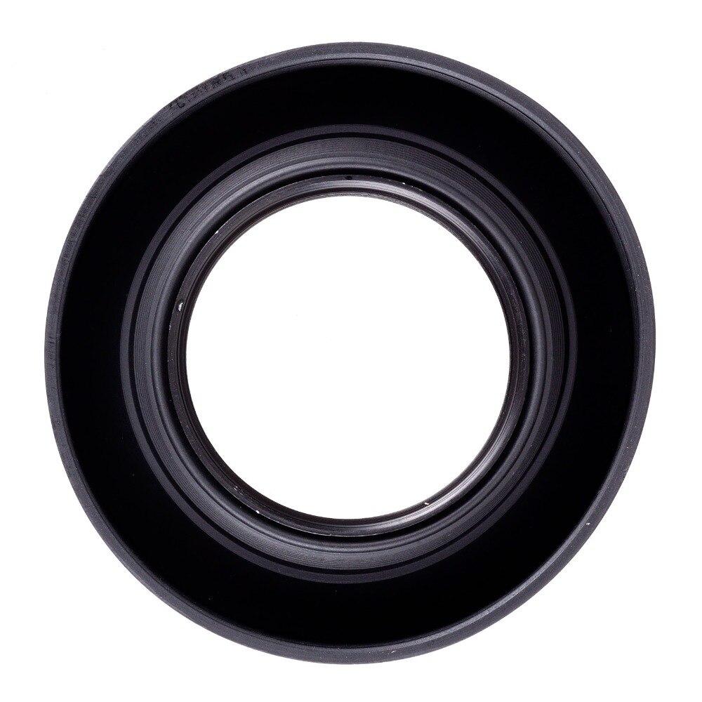 100% Waar Nieuwe 52mm 52 Rubber 3in1 3-stage Inklapbare Zonnekap Voor Canon Nikon Gratis Verzending Uitverkoop Totale Korting 50-70%
