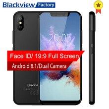BLACKVIEW A30 smartphone Android 8.1 Quad core 5.5 ''19:9 ekran 2G + 16 GB 8.0MP Çift Kamera cep telefonu 3G cep telefonu unlock...
