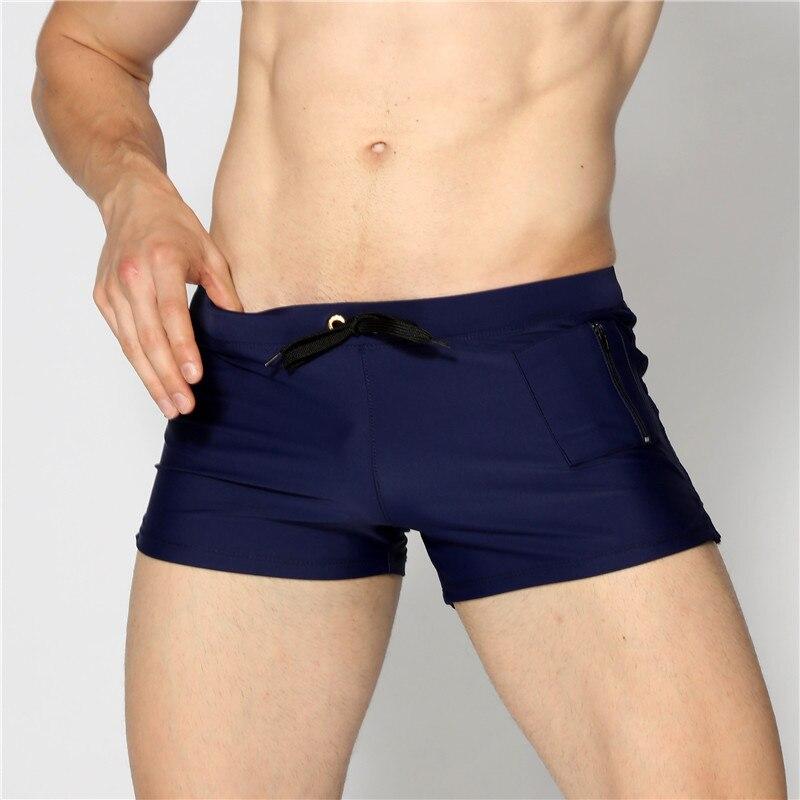 M-2XL Badebekleidung Männer Atmungsaktive Badeanzüge für Männer - Sportbekleidung und Accessoires