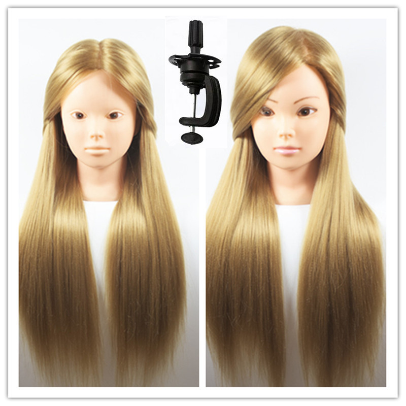26 Training Head For Hairdressers Mannequin Head Hair Yaki Synthetic Hairdressing Doll Heads Cosmetology Mannequin Head Manikin26 Training Head For Hairdressers Mannequin Head Hair Yaki Synthetic Hairdressing Doll Heads Cosmetology Mannequin Head Manikin