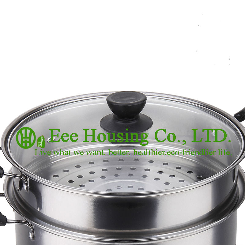 Stainless Steel Cookware Kitchenware Set For Sale Free Shipping Manufactuer In China Cooking Pot,steamer Pot Ktichen
