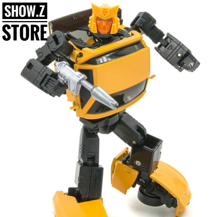 [Show.Z Store] ACE ACE-02 Hiccups Hubcap Masterpiece MP Transformation Action Figure [show z store] fanstoys ft 06x sever iron dibots no 3 g1 masterpiece limited edition mp transformation action figure instock