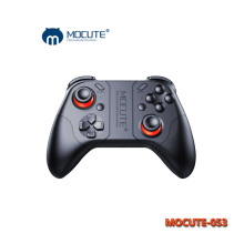 MOCUTE0 53 VR Game Pad Android Joystick Bluetooth Controller Selfie Remote Control Wireless Gamepad for PC Smart Phone VR TV Box
