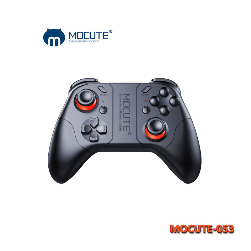 Mocute 053 Bluetooth Gamepad Android Joystick PC Wireless Controller Remote VR <font><b>Game</b></font> <font><b>Pad</b></font> for PC Smart <font><b>Phone</b></font> for VR TV BOX PC