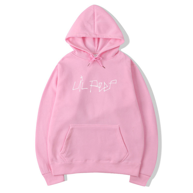New Hip Hop Lil Peep Hoodies With Hat For Men Women Unisex Fleece Sweatshirt Plus Size Spring Autumn Winter Streetwear