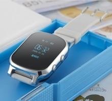 2016 Kid GPS Wristwatch SOS Smart Watch SOS Call Location Finder Locator Device Tracker GPS Kid Safe Anti Lost Monitor Teh