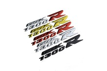 KODASKIN Motorcycle 3D Raise Emblem Stickers Decal for Hayabusa GSXR1300
