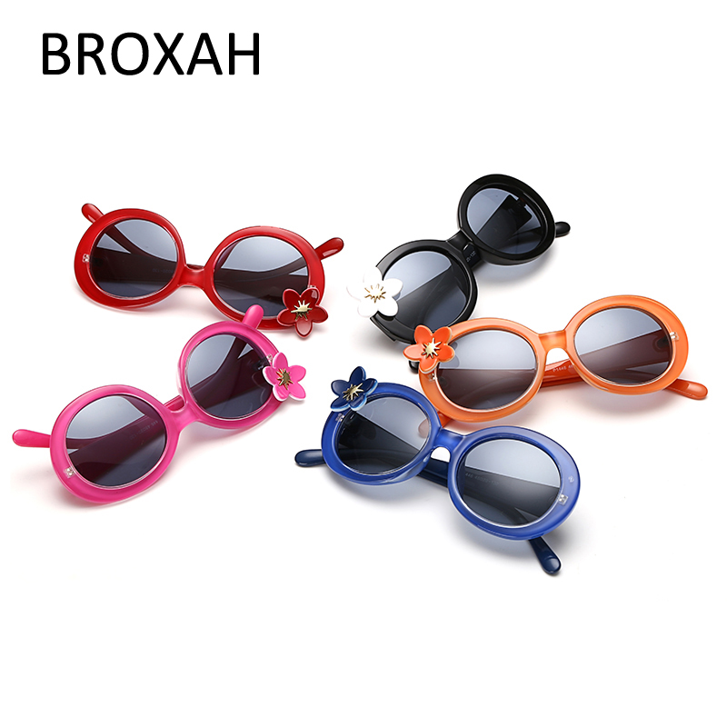 Fashion Kids Sunglasses Boys Girls Polarized Children Glasses HD Visual Lens Eyeglasses UV400 lunettes de soleil pour enfants in Sunglasses from Mother Kids