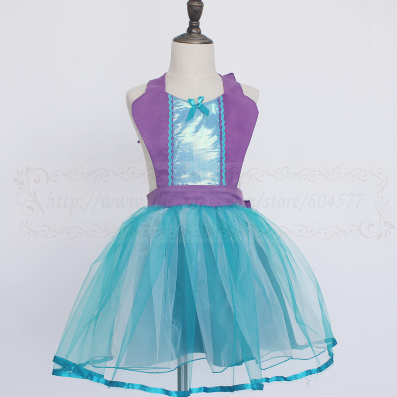 Princess Costume Tutu Apron For Girls And Womens Fun For Special Occasion Birthday Party Kids And Adult Costume
