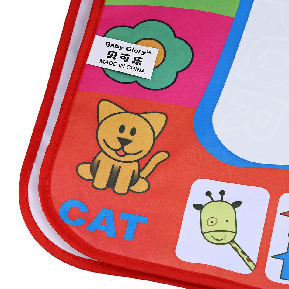 New-Arrival-80X60cm-Kids-Water-Drawing-Painting-Writing-Toys-Doodle-Aquadoodle-Mat-Magic-Drawing-Board2-Water-Drawing-Pen-3