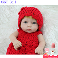 10 Inch Mini Doll Realistic Lifelike Vinyl Newborn Babies Toy Hobbies Baby Doll Real